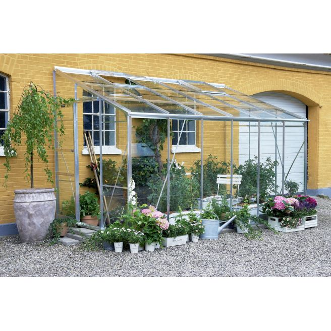 Halls Royal 612 m/ 3 mm glas og integreret fundament