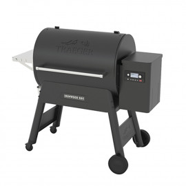 Traeger Ironwood 885 2020 - Sort