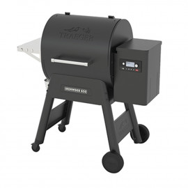 Traeger Ironwood 650 2020 - Sort
