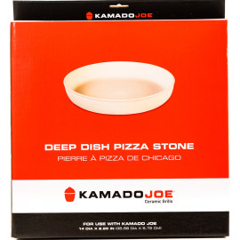 Kamado Joe Deep Dish Pizza Stone