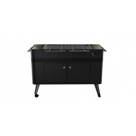 Image of Everdure HUB II Kul grill by Heston Blumenthal