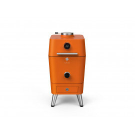 Image of Everdure Kul Grill 4k Orange By Heston Blumenthal