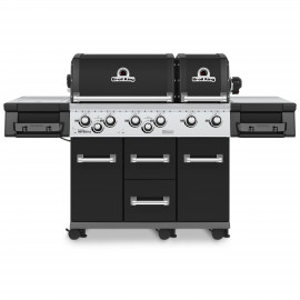 Broil King Imperial XL (2020) Sort Gasgrill