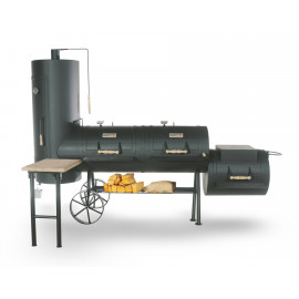 "SmokyFun Big Chief 6 16"" Offset Smoker"