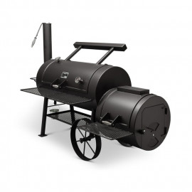 Yoder Smokers Kingman - Offset Smoker