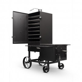 Yoder Smokers Stockton - Vertikal Smoker