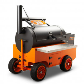 Yoder Smokers Cimarron Cart Smoker