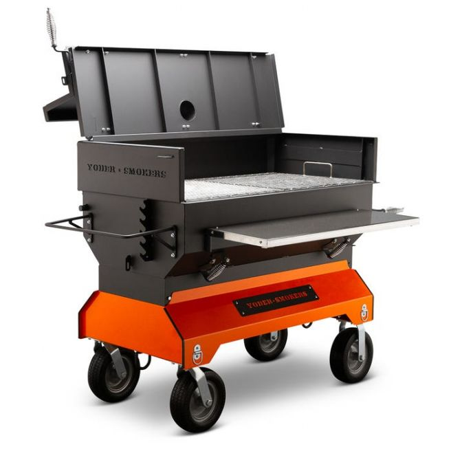 Yoder Smokers 24x48 Kul Grill Competition Cart