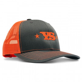 Yoder Smokers Trucker Hat - Orange