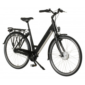 E-bike model E650 Dame - Mat Sort