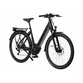 E-bike model E1200 Dame - Mat Sort