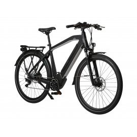 E-bike model E1200 Herre - Mat Sort