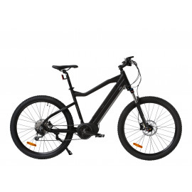 E-bike model E-Hardtail - Mat Sort