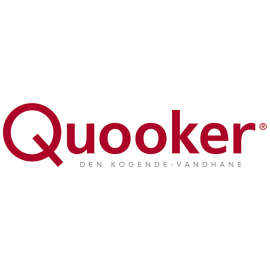 Image of   Quooker Roset til sæbedispenser - Bruneret Messing