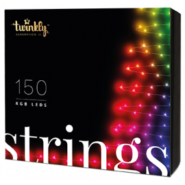 Twinkly String Smart Lyskæde 150 LED - Version 2.0 - 2019 Udgave