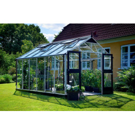 Juliana Premium 8,8 m² m/ 3 mm hærdet glas