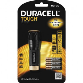 Stavlygte - Duracell Flashlight Tough Multi-PRO MLT 40x148x245MM 2C