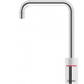 Quooker Nordic Square Single Tap - krom