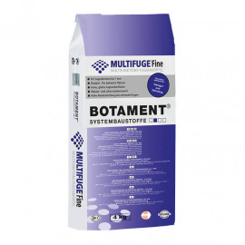 Botament Multi FINE fugemasse Antracite (26) op til 7 mm