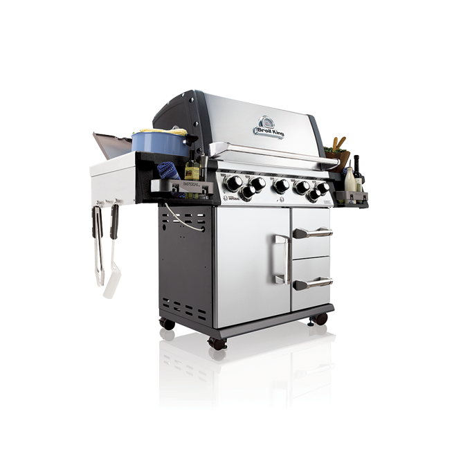 Broil King Imperial 590 PRO IR Gasgrill 998883 (2020)