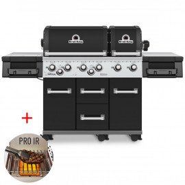 Image of Broil King Imperial XL PRO IR (2020) Sort Gasgrill