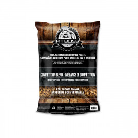 Pitboss Competition Blend Træpiller - 9 kg