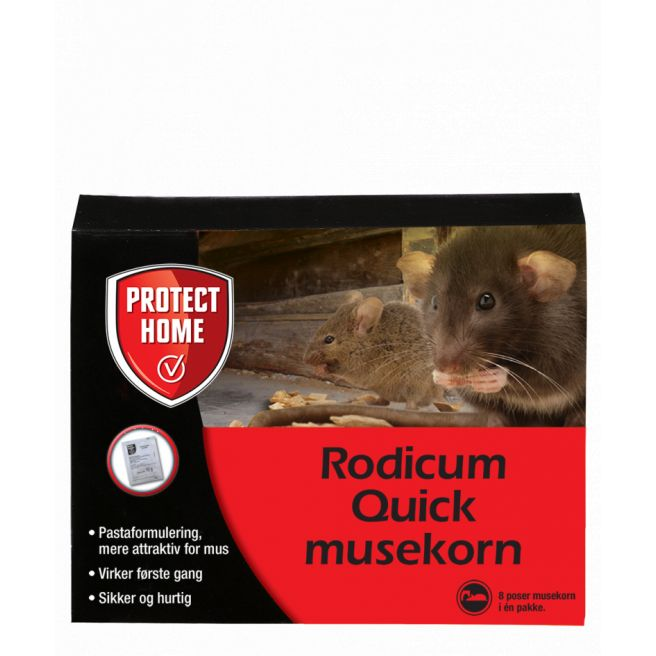 Protect Home Musekorn 160g