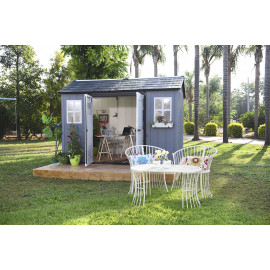 Keter My Shed 1175 - Oakland 8,02 m² redskabsrum
