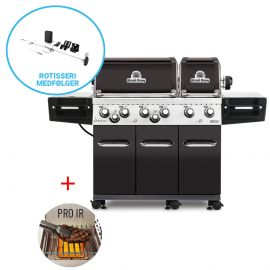 Broil King Regal XL BLK PRO IR (2020) Gasgrill