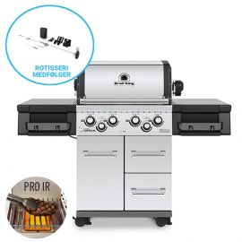 Broil King Imperial 490 PRO IR Gasgrill 996883 (2020)