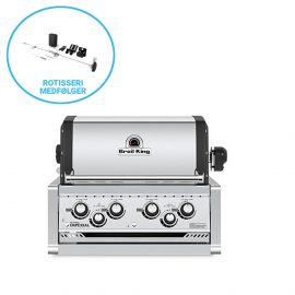 Broil King Imperial 490 Indbygningsgrill built-in