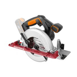 Worx Rundsav, Easy Track - 165mm 3600rpm Solo