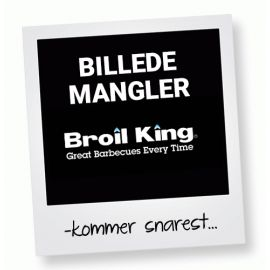 Broil King Back Support 240/300, 1x1 Blk - SM5004A-6B