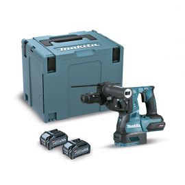 Makita XGT 40V Bore-/mejselhammer Sds Plus - HR002GM202