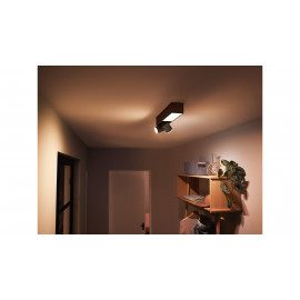Philips Hue Centris loftslampe med 2 spots - Bluetooth - 8718696175989