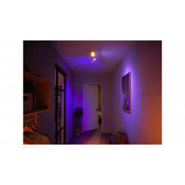 Philips Hue Centris loftslampe med 2 spots - Bluetooth - 8718696176009