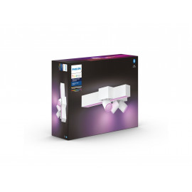Philips Hue Centris-loftslampe med 3 spots - Bluetooth - 8718696176030