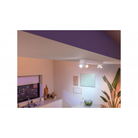 Philips Hue Centris loftslampe med 4 spots - Bluetooth - 8718696176054