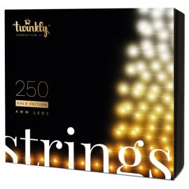 Twinkly String Smart Lyskæde 250 LED