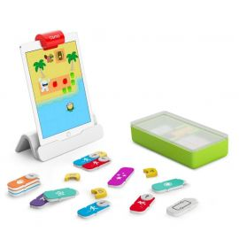 Osmo Coding Starter Kit - Transform your tablet into a hands-on coding adventure