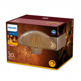 Philips LED Classic Giant Filament 30W Stor Svamp E27 guld dæmpbar 1 stk - 8718699593513