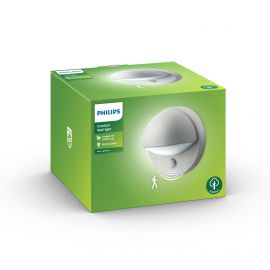 Philips myGarden June Væg Lanterne Grå 1x12W 230V - 8718291444497