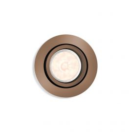 Philips myLiving DONEGAL recessed copper 1xNW 230V - 8718696160862