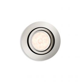 Philips myLiving DONEGAL recessed nickel 1xNW 230V - 8718696160831