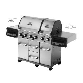 Broil King reservedele - Imperial XL - 9976-83 - Årgang 2010-13