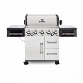Broil King reservedele - Imperial 490 SS - 9968-83 - Årgang 2019