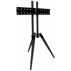 "Home-it Tv-stander 37-70"" - sortbejdset egetræ - 15402"