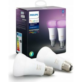 Philips Hue White Color Ambience 6.5W A60 E27 2p R - 929002489602