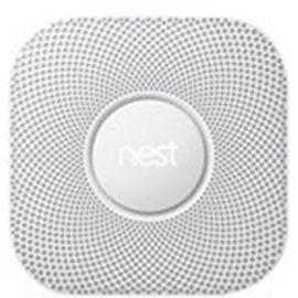 Google Nest Protect 2nd Generation Wired - White