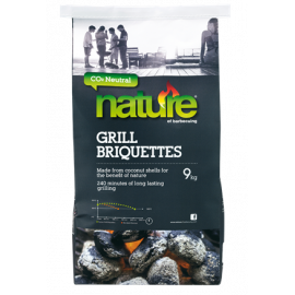 Image of Nature Grill briketter - 9 kg